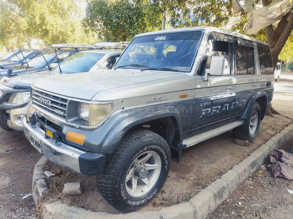 Toyota Prado 4.0 GX 1992 Image-1