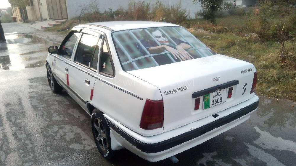 Daewoo Racer Base Grade 1.5 1993 Image-1