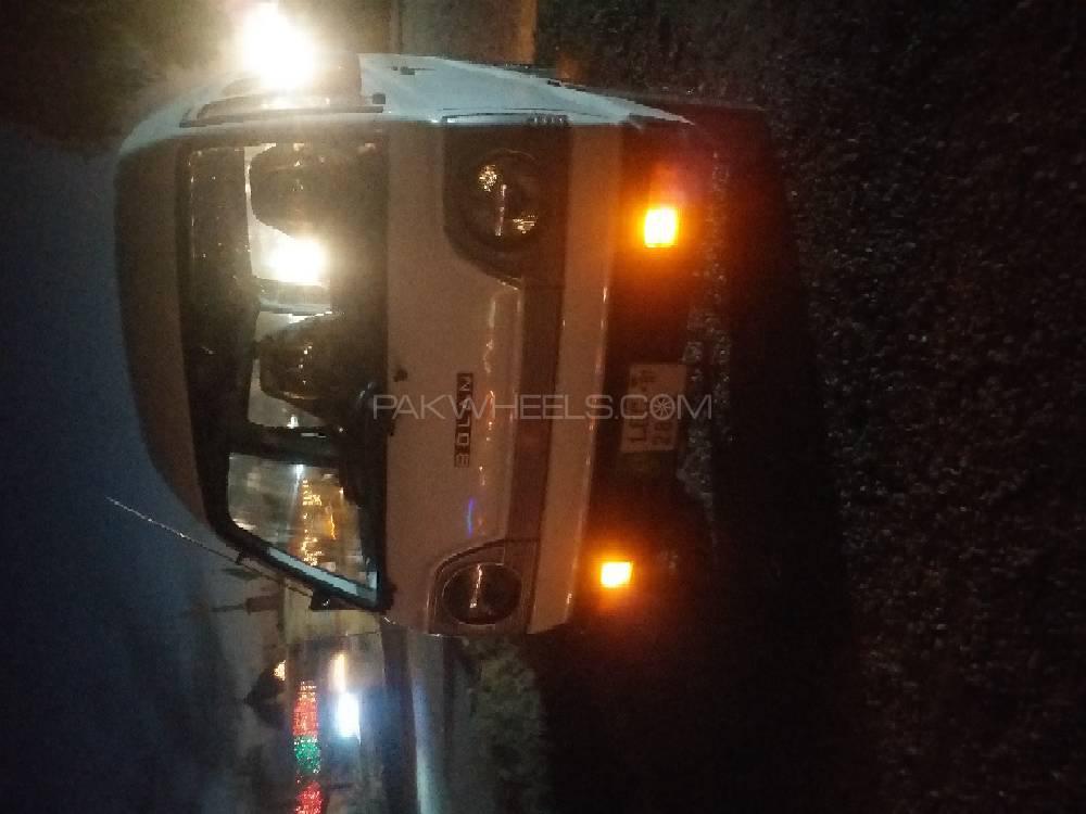 Suzuki Bolan VX (CNG) 2007 Image-1