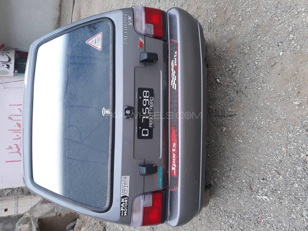 Suzuki Mehran VX Euro II Limited Edition 2018 Image-1