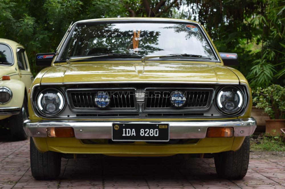 Toyota Corolla - 1975  Image-1