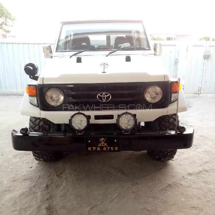 Toyota Land Cruiser RKR 1989 Image-1