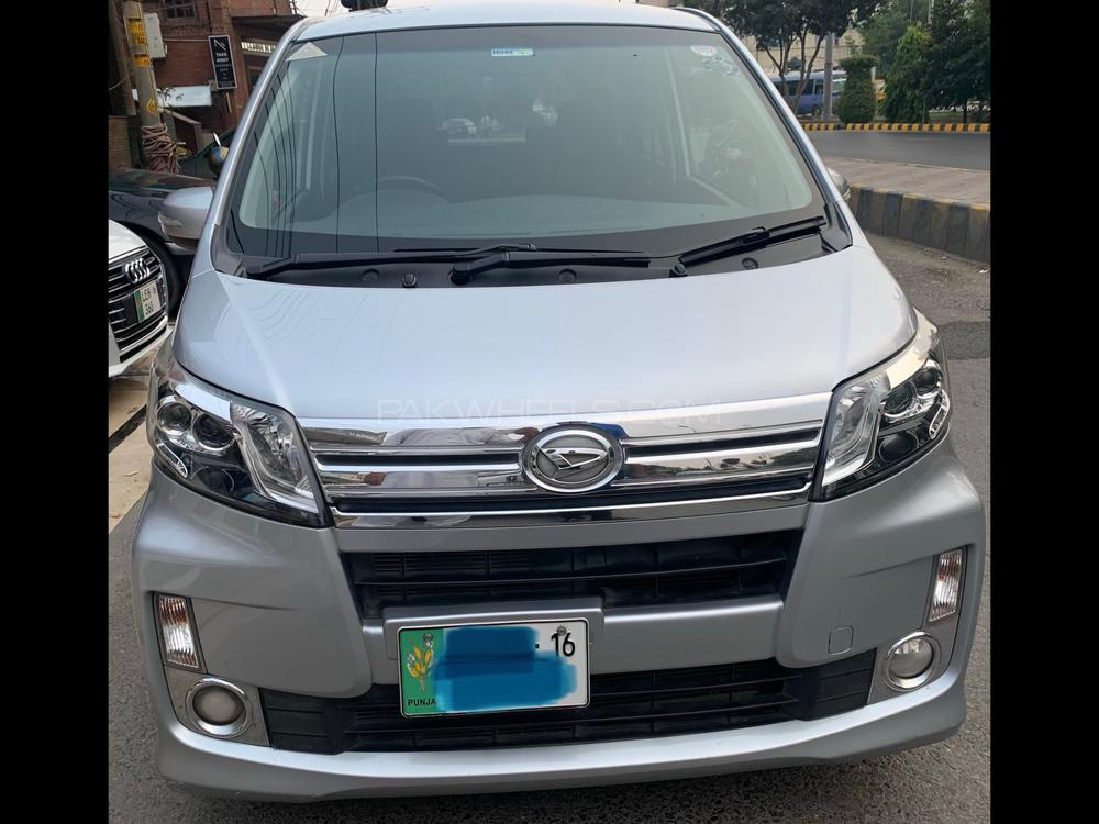 Daihatsu Move Custom RS SA 2013 Image-1