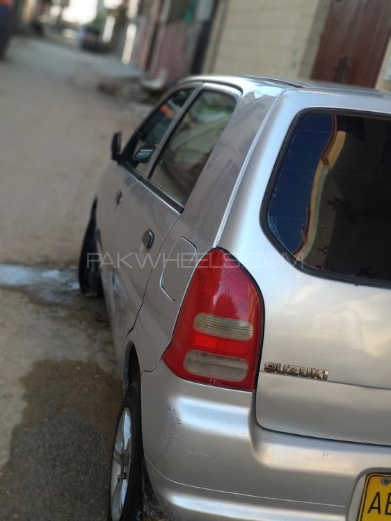 Suzuki Alto VXR (CNG) 2003 Image-1
