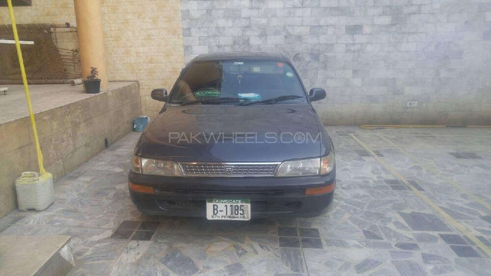 Toyota Corolla GLi Special Edition 1.6 1997 Image-1