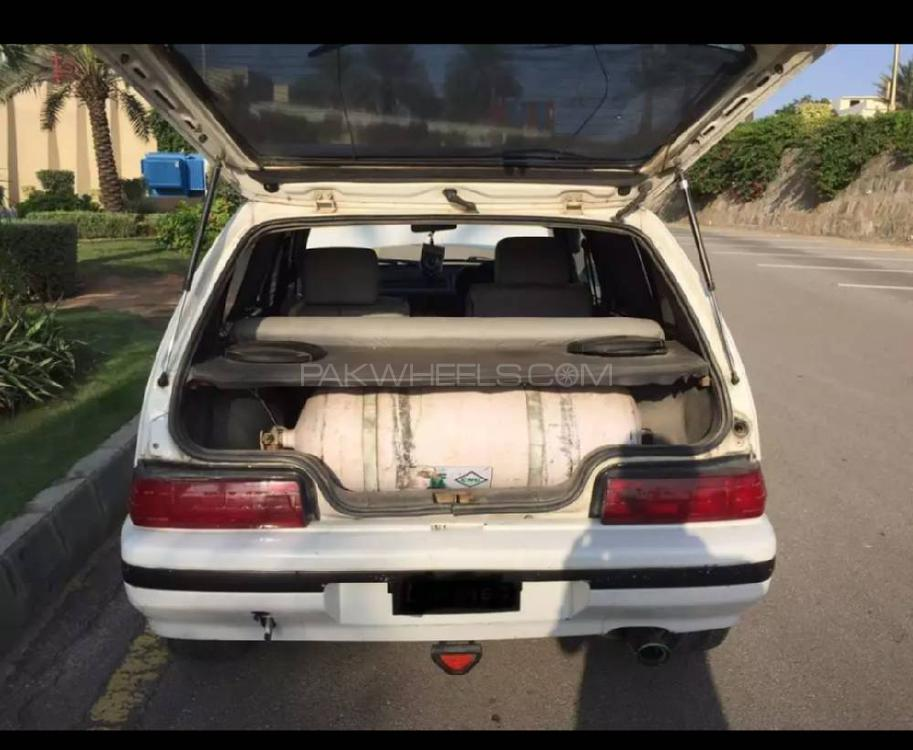 Daihatsu Charade GT-ti 1989 Image-1