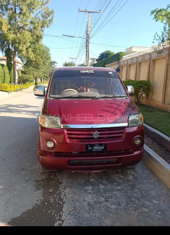 Suzuki APV 2006 Image-1
