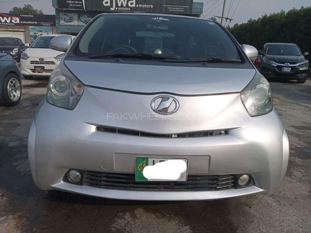 Toyota iQ 100G 2009 Image-1