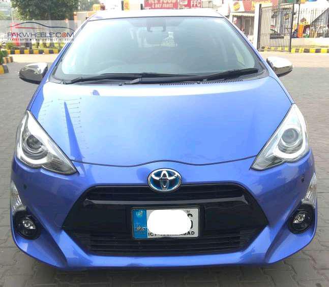 Toyota Aqua G 2016 Image-1
