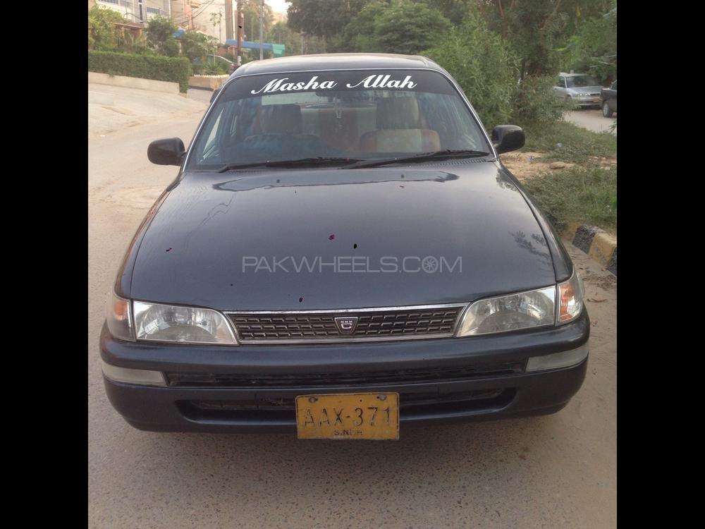 Toyota Corolla XE-G 1997 Image-1