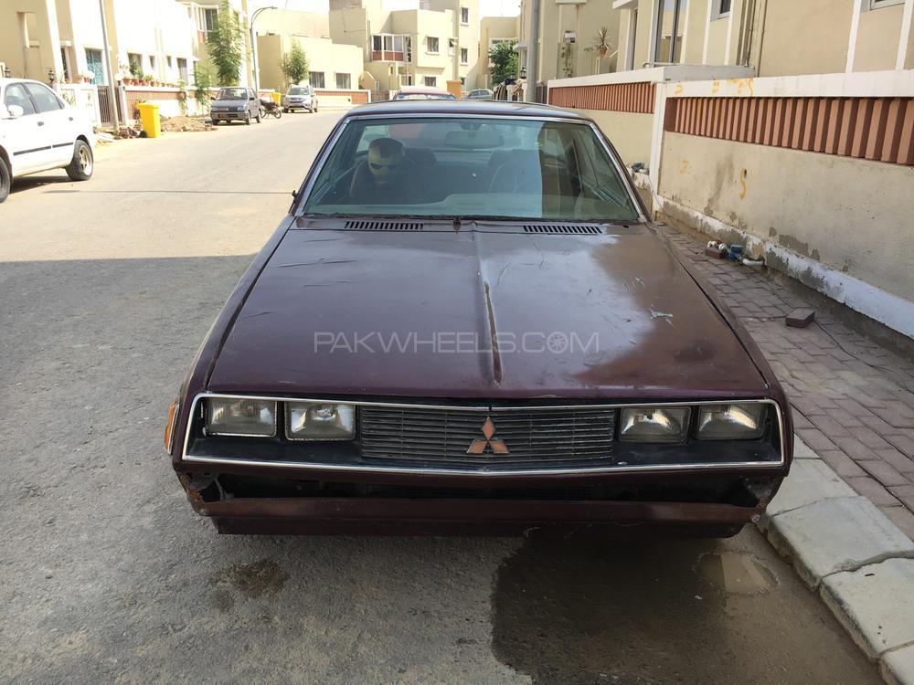 Mitsubishi Galant 1978 Image-1