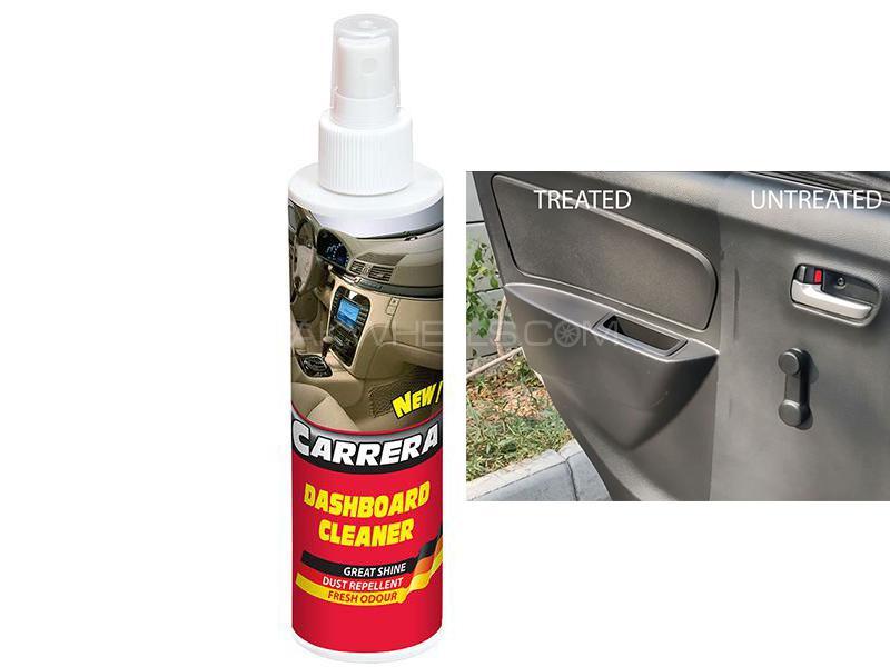 CARRERA Car Dashboard Cleaner Bottle - 175 ML Image-1