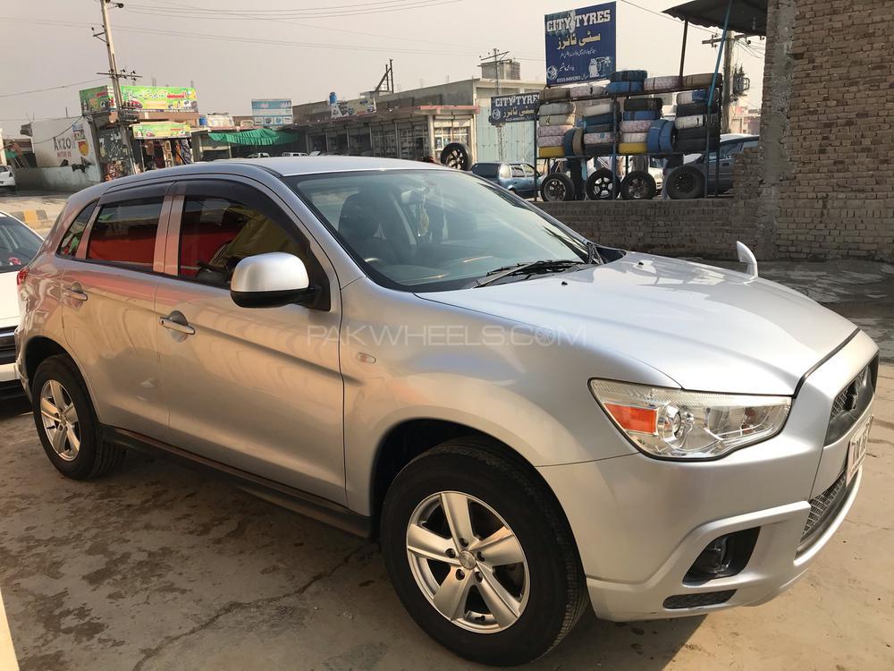 Mitsubishi Rvr 2011 Image-1