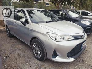 Used Toyota Corolla Fielder Hybrid 2017
