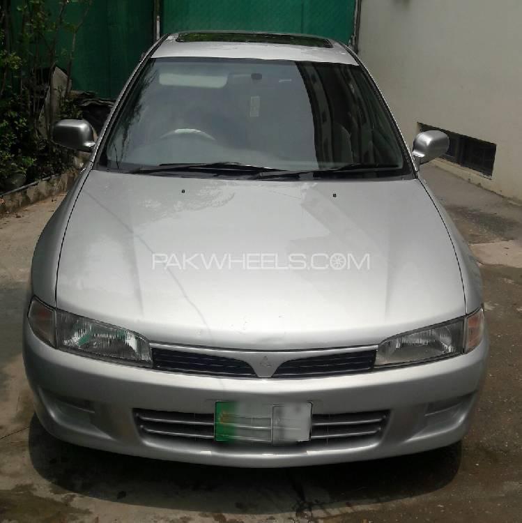 Mitsubishi Lancer GLX 1.3 1996 Image-1