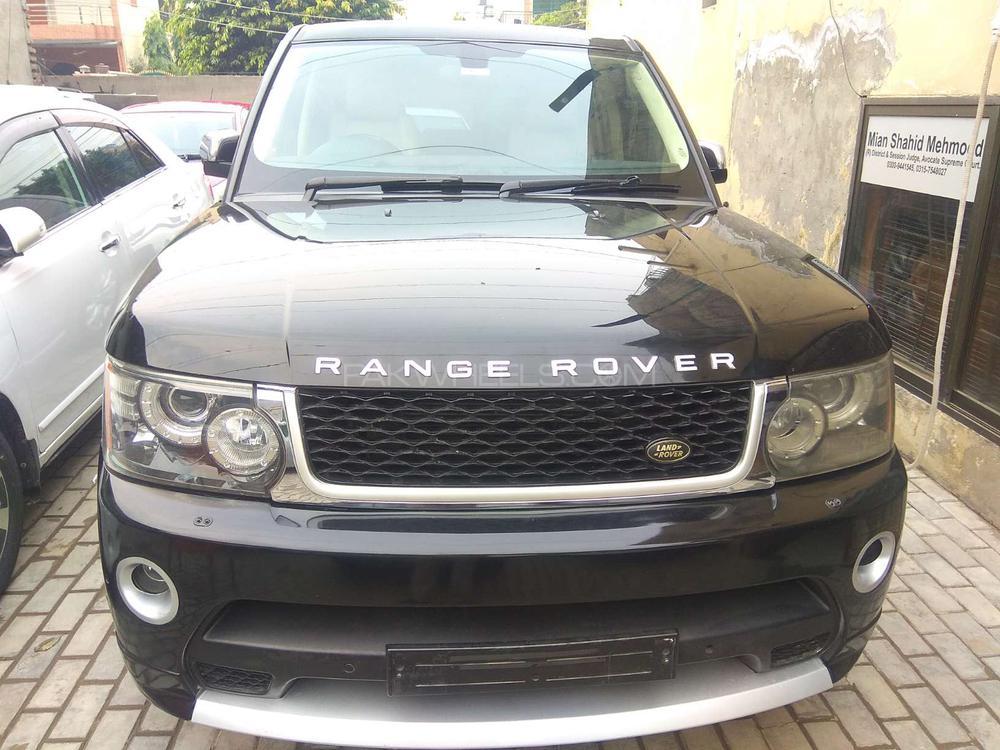 Range Rover Sport 2005 Image-1