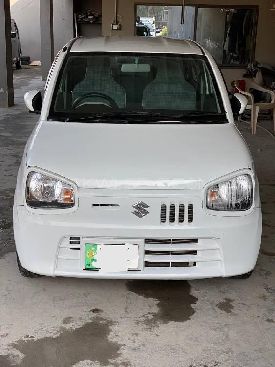 Suzuki Alto F 2015 Image-1