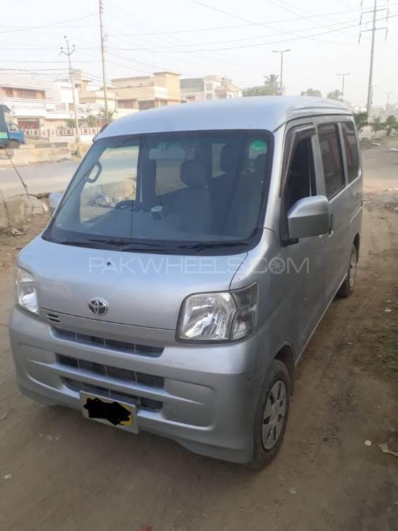 Toyota Pixis Van 2012 Image-1