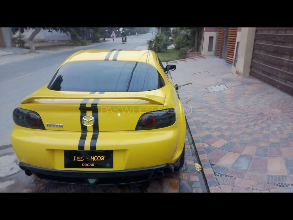 Mazda RX8 2007 Image-1