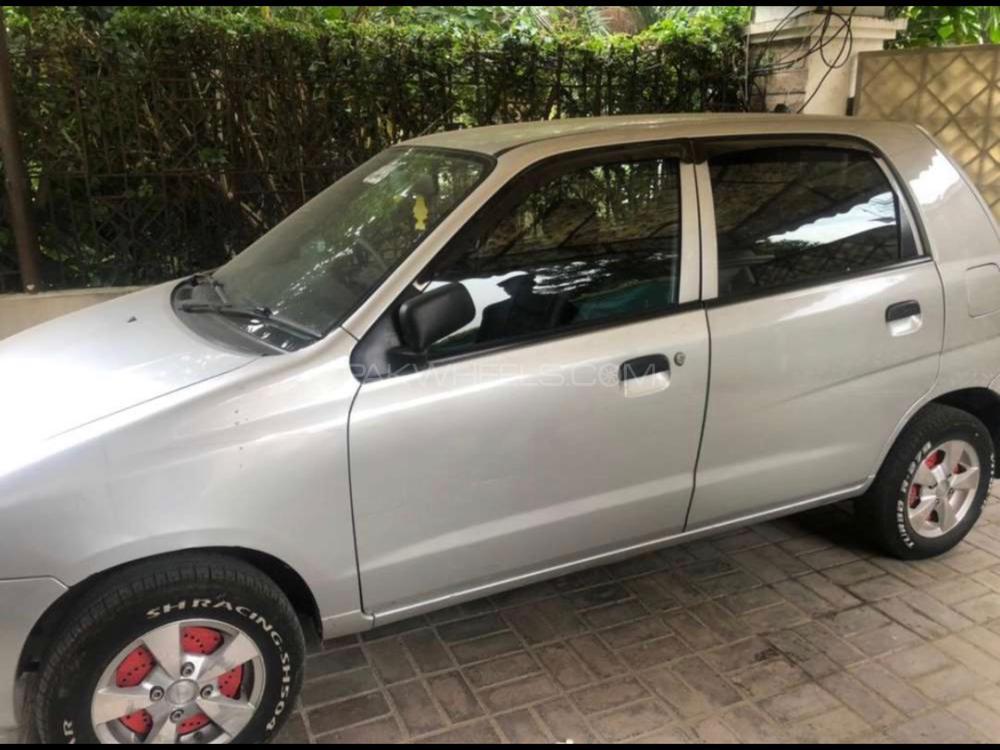 Suzuki Alto Lapin 10th Anniversary Limited 2009 Image-1