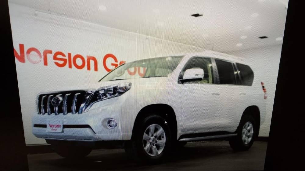 Toyota Prado TX L Package 2.7 2014 Image-1