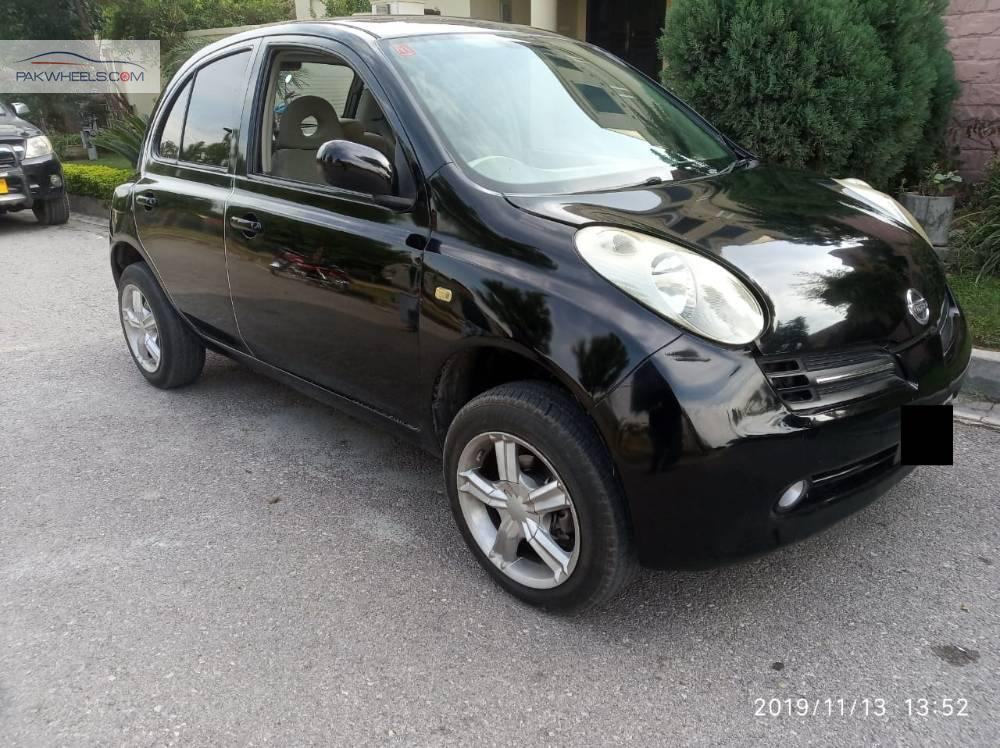 Nissan March 2006 Image-1
