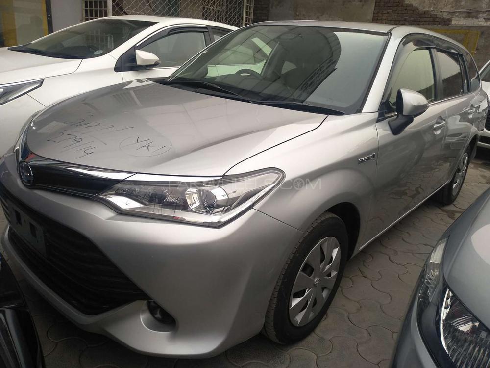 Toyota Corolla Fielder S 2016 Image-1