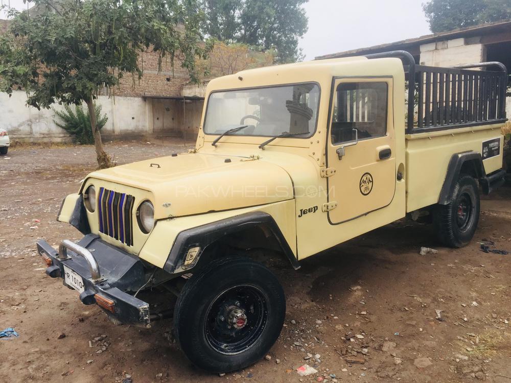 Jeep CJ 5 2.5 1980 Image-1