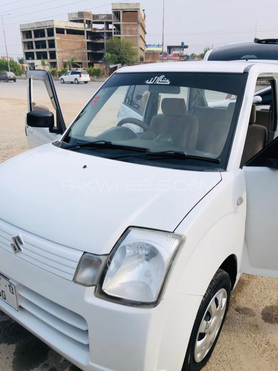 Suzuki Alto G 2009 Image-1