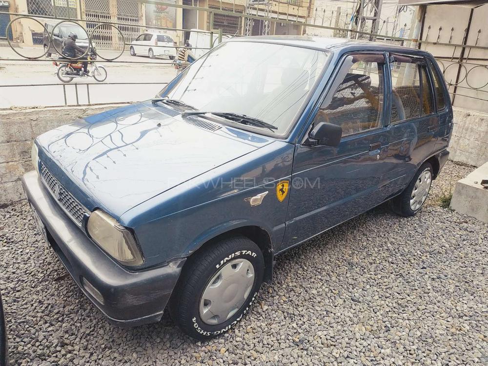 Suzuki Mehran VX 2005 Image-1
