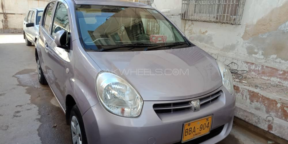 Toyota Passo X L Package 2010 Image-1