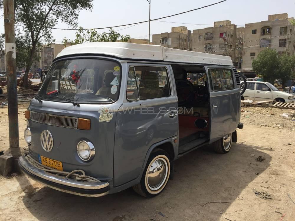 Volkswagen Camper 1974 Image-1