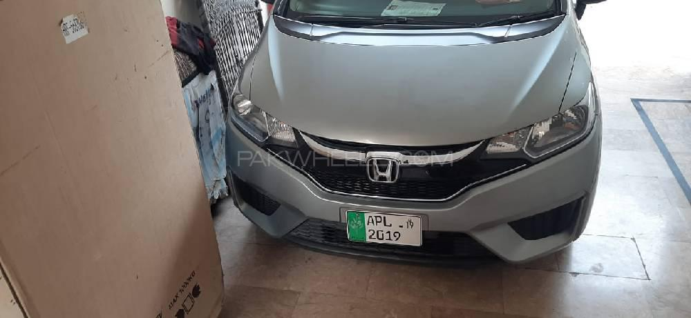 Honda Fit 1.5 Hybrid S Package 2016 Image-1