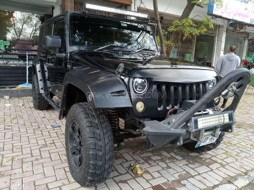 Jeep Wrangler Sports 2012 Image-1