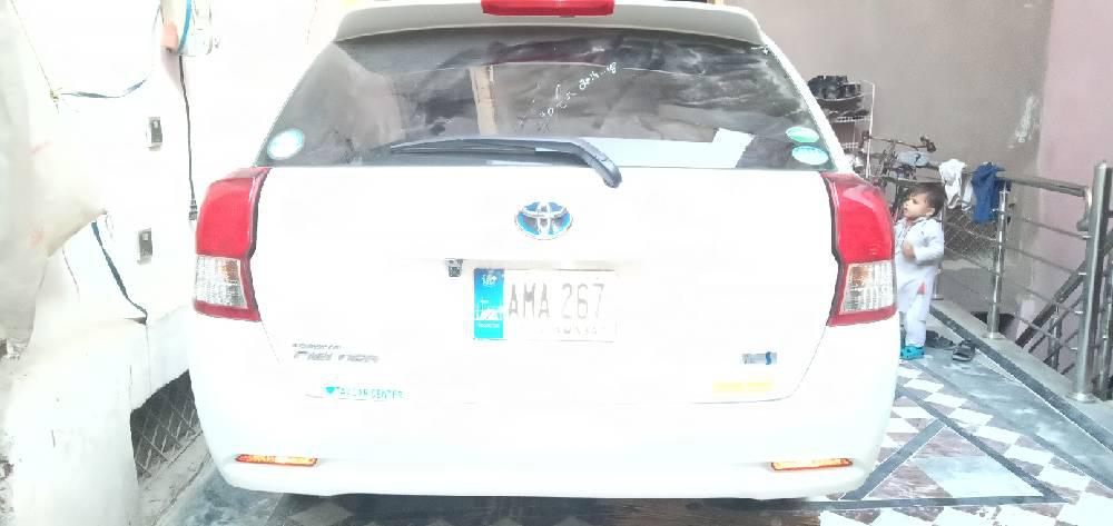 Toyota Alphard Hybrid 2014 Image-1