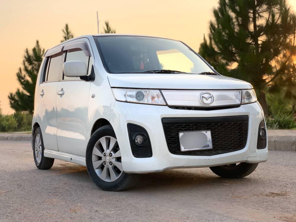 Mazda Azwagon Custom Style XT 2011 Image-1