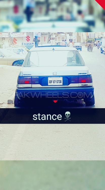 Honda Accord - 1988 stanced Image-1