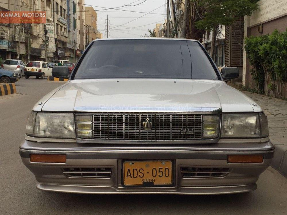 Toyota Crown Royal Saloon Anniversary Edition 1988 Image-1