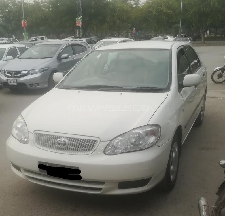 Toyota Corolla GLi 1.3 2006 Image-1