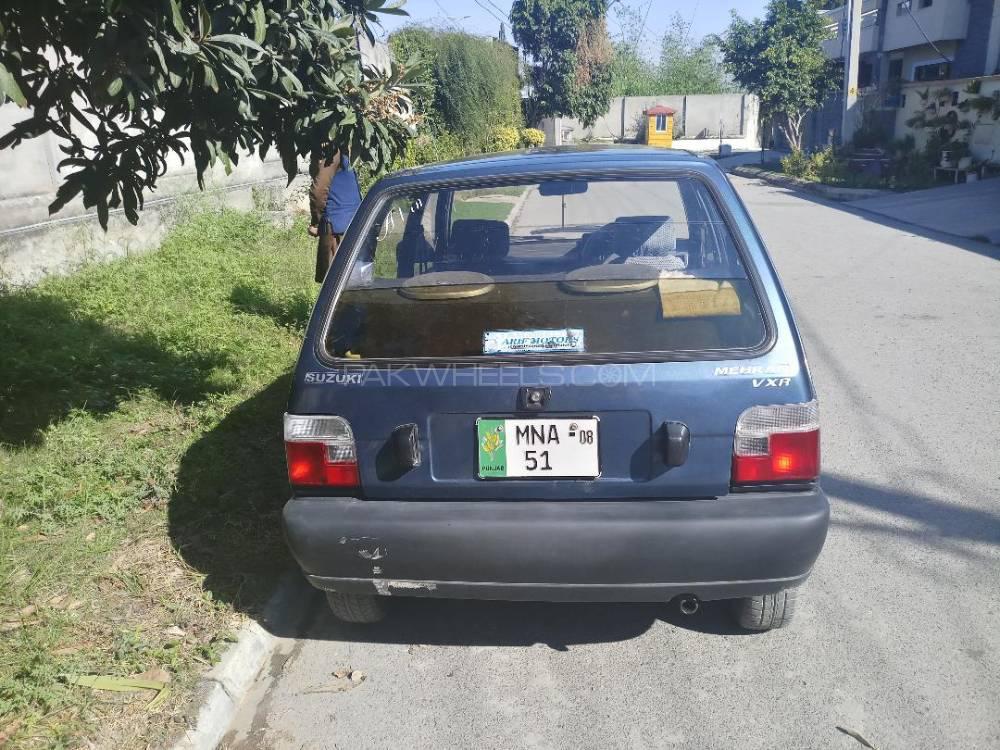 Suzuki Mehran VXR (CNG) 2008 Image-1