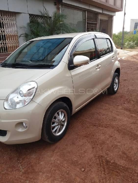 Toyota Passo + Hana Apricot Collection 1.0 2010 Image-1