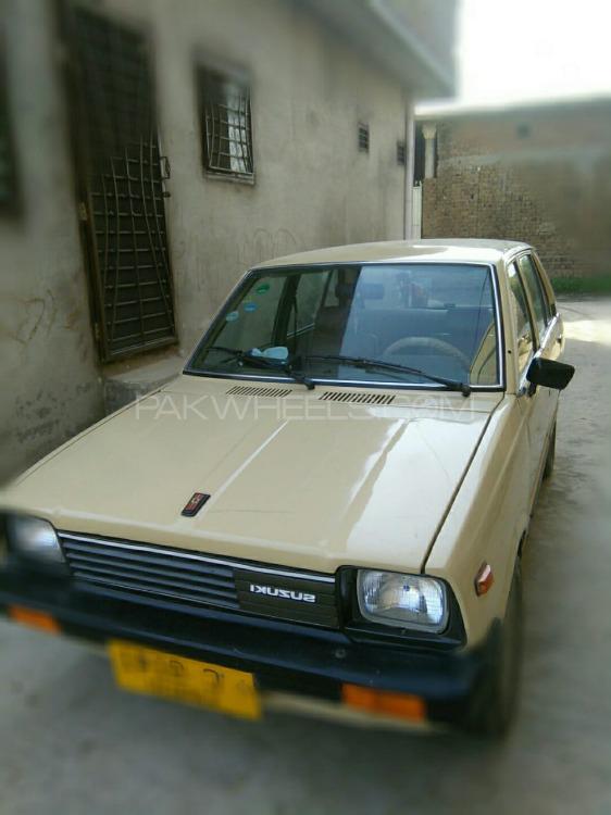 Suzuki FX - 1984  Image-1