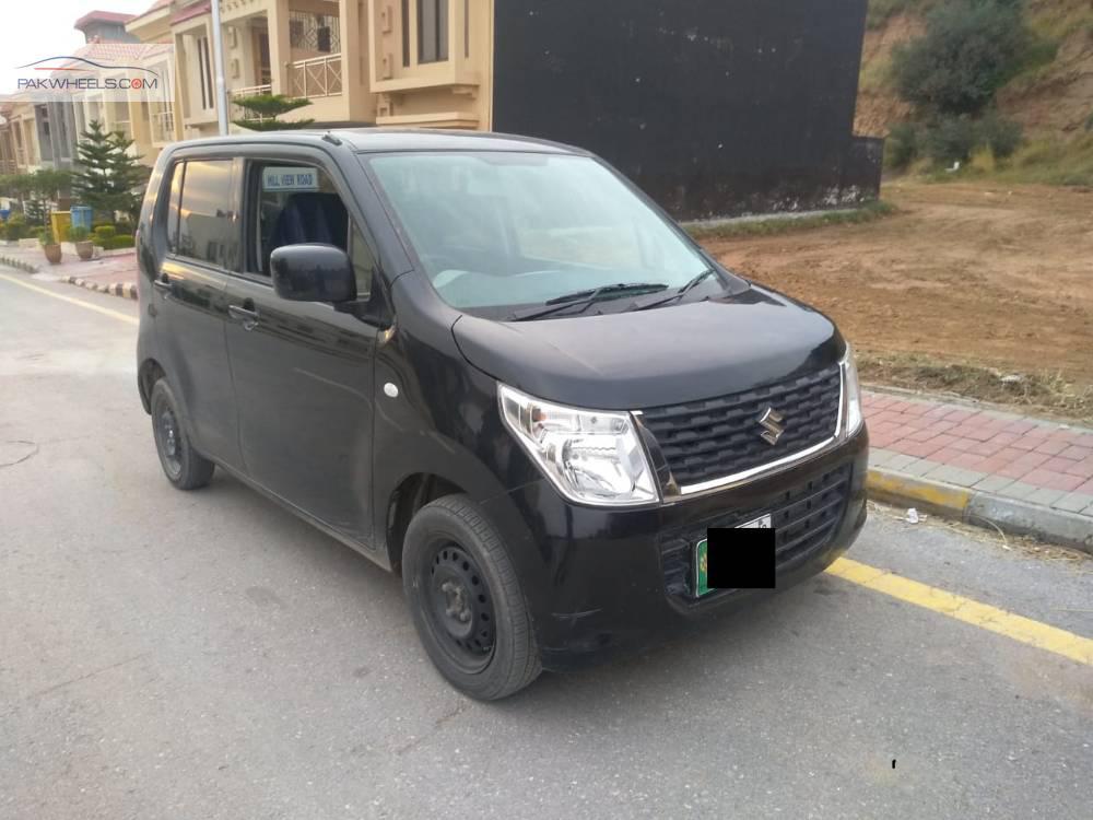 Suzuki Wagon R FX Idling Stop 2016 Image-1