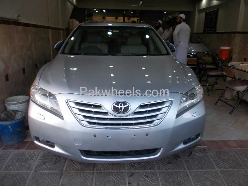 toyota camry g limited edition 2006 for sale in karachi pakwheels. Black Bedroom Furniture Sets. Home Design Ideas