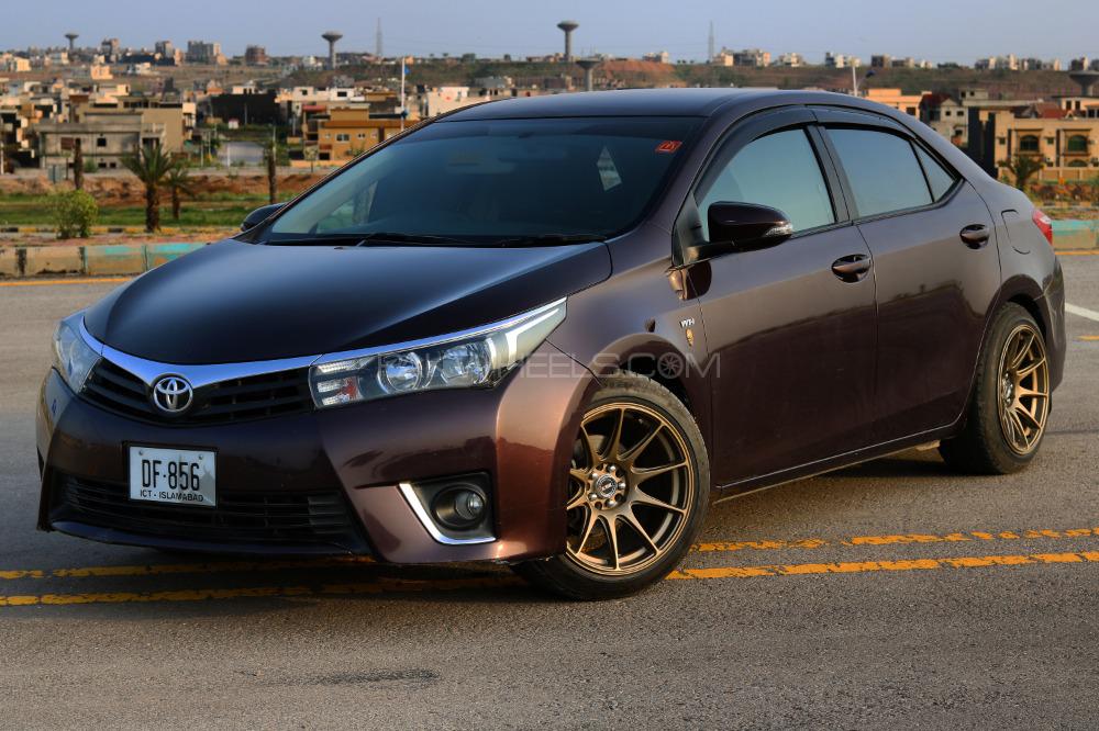 Toyota Corolla - 2014  Image-1