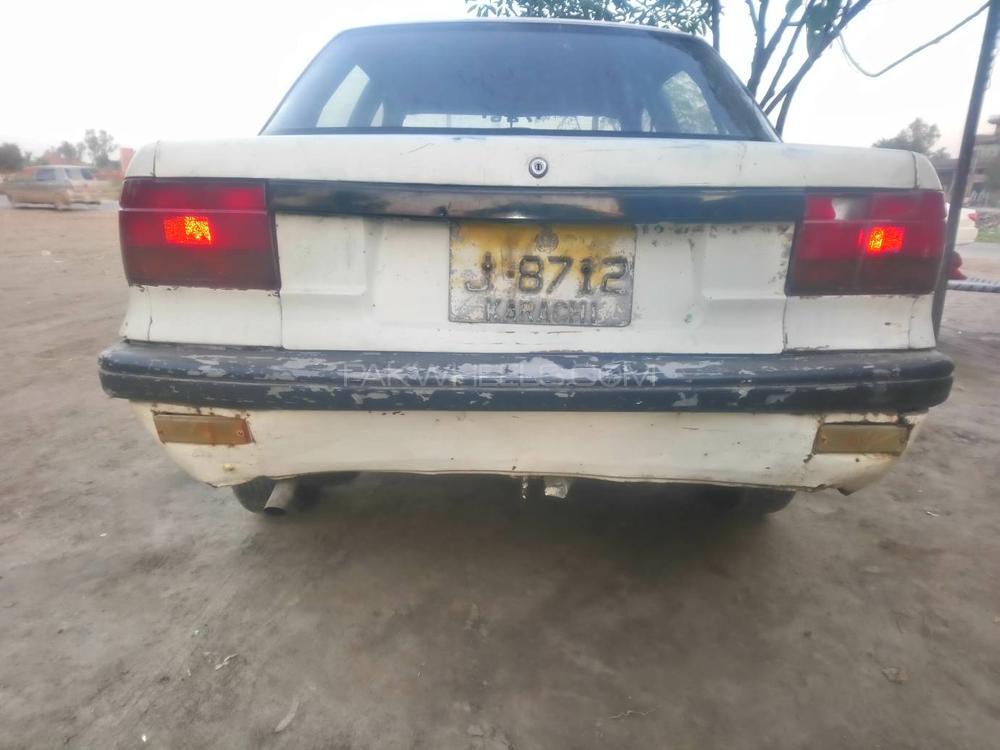 Mitsubishi Lancer GLX 1.6 1989 Image-1