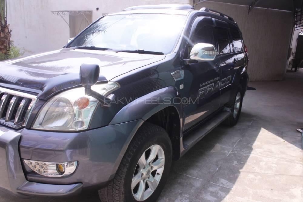 Toyota Prado TX 2.7 2003 Image-1