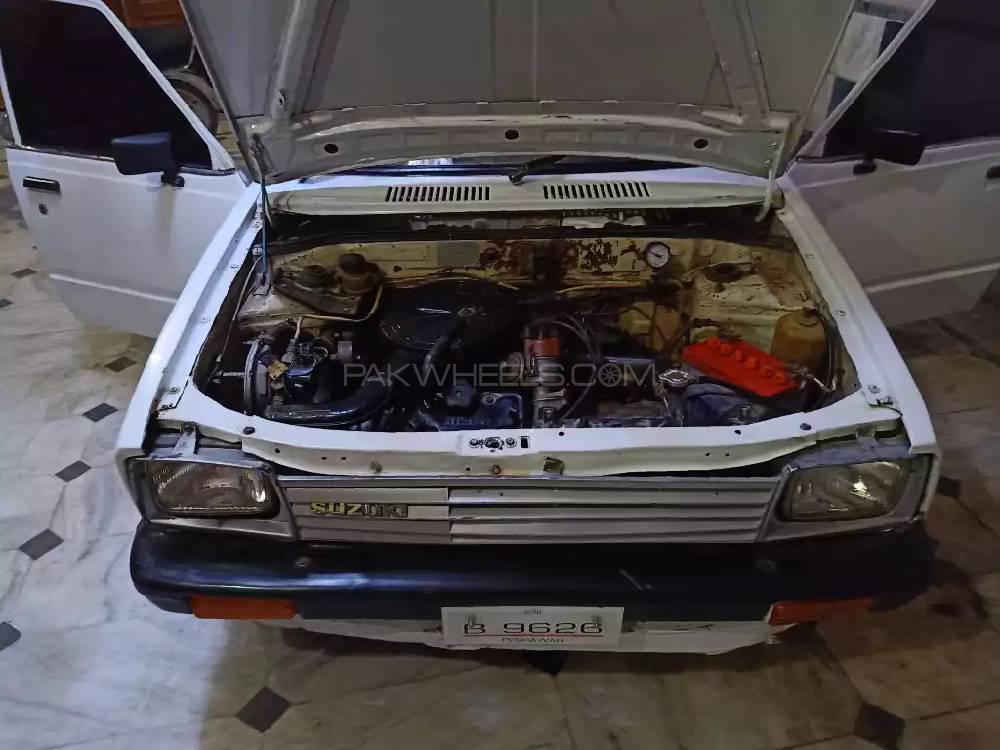 Suzuki FX GA 1989 Image-1