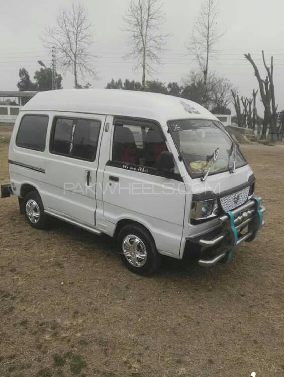 Suzuki Bolan 1990 Image-1