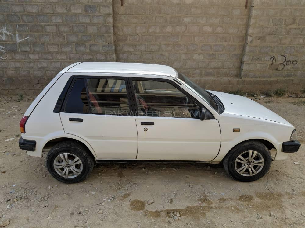 Toyota Starlet 1.0 1985 Image-1